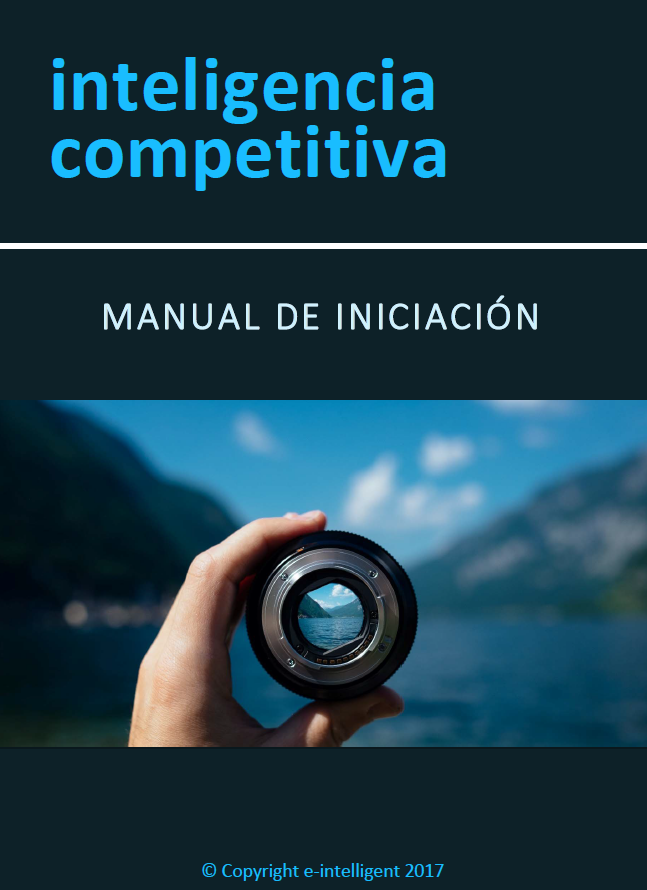 Manual Inteligencia Competitiva portada