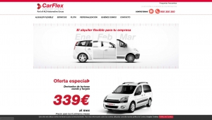 ALD Automotive lanza su nueva web de renting flexible desarrollada por e-intelligent