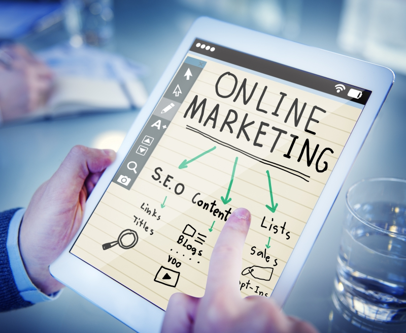 Aumenta las visitas de tu web con el marketing online